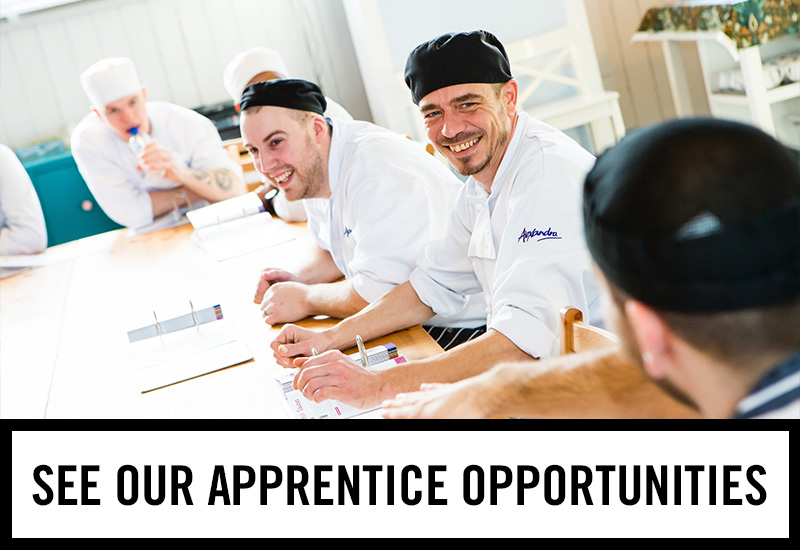 Apprenticeships at The Crown Hotel