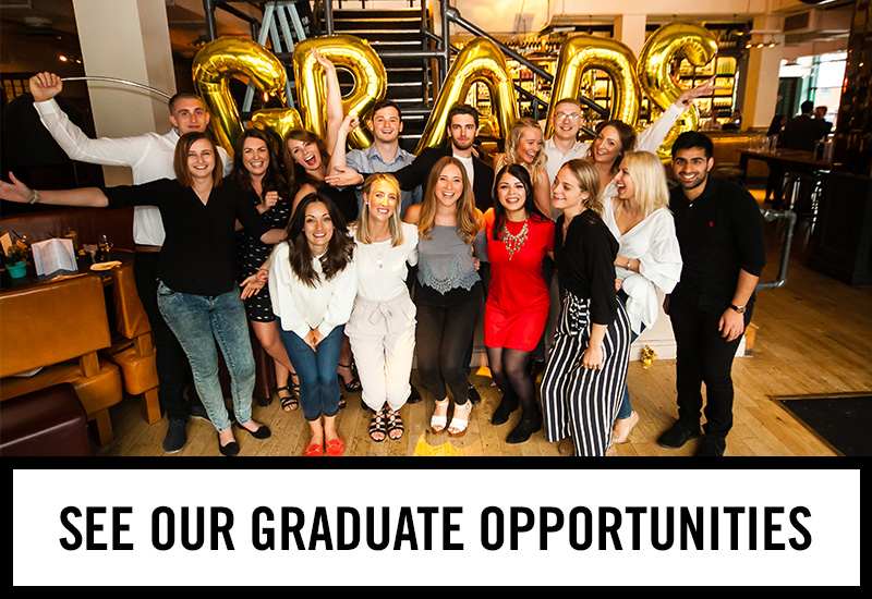 Graduate opportunities at The Crown Hotel