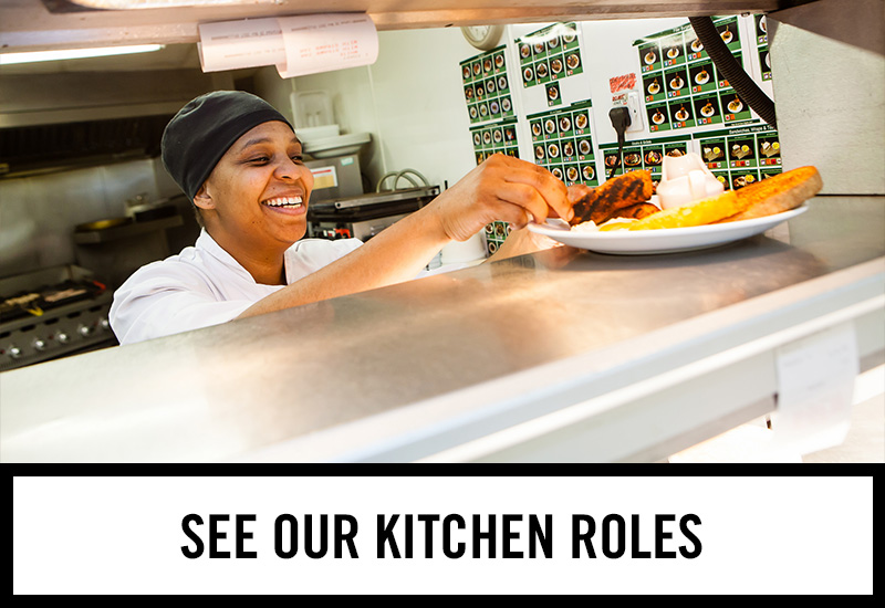 Kitchen roles at The Crown Hotel