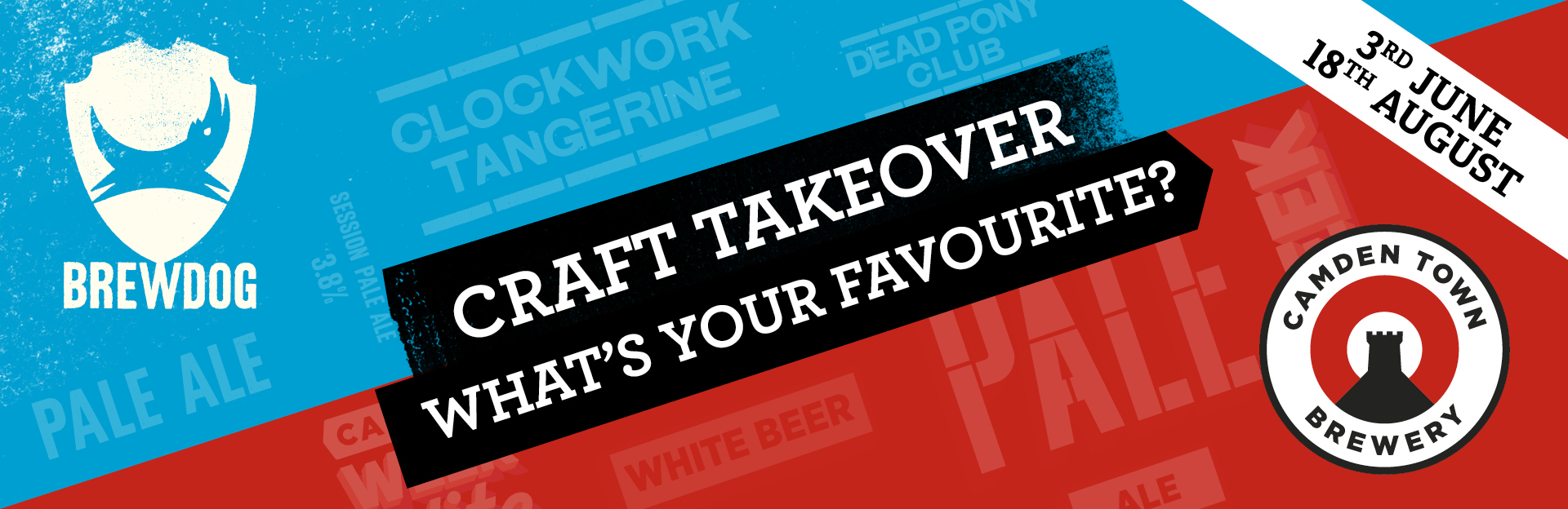 Craft Takeover at The Crown Hotel